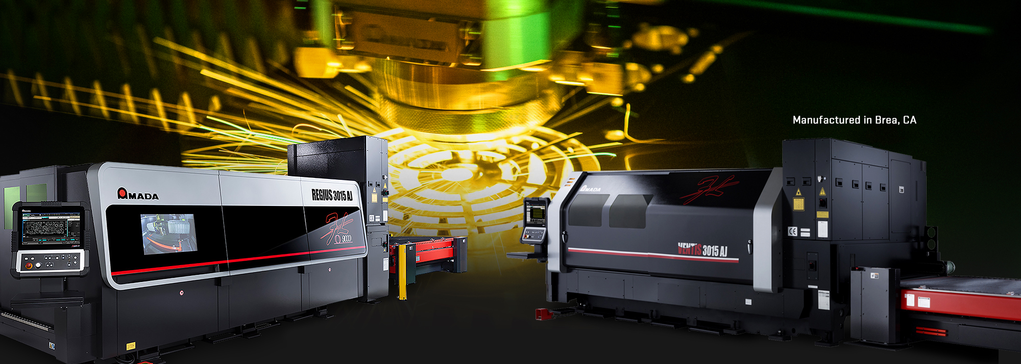 VENTIS Series - Fiber Laser Cutting System | <a href='ventis-aj'>More Info</a>